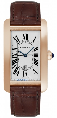 Cartier Tank Americaine Large w2609156 watch