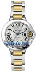 Cartier Ballon Bleu 33mm w2bb0002 watch