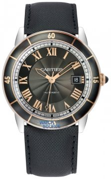 Buy this new Cartier Ronde Croisiere De Cartier w2rn0005 mens watch for the discount price of £3,870.00. UK Retailer.
