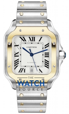 Cartier Santos De Cartier Large w2sa0006 watch