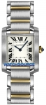 Cartier Tank Francaise Medium w2ta0003 watch