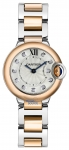 Cartier Ballon Bleu 28mm w3bb0005 watch