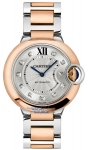 Cartier Ballon Bleu 36mm w3bb0013 watch