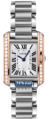 Buy this new Cartier Tank Anglaise Small w3ta0002 ladies watch for the discount price of £10,890.00. UK Retailer.