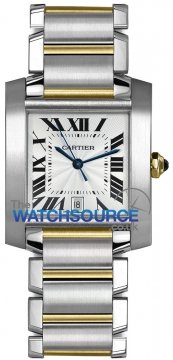 Cartier Tank Francaise Large w51005q4 watch