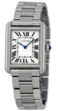 Buy this new Cartier Tank Solo Quartz w5200013 ladies watch for the discount price of £2,034.00. UK Retailer.