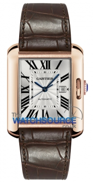 Cartier Tank Anglaise Medium Automatic Ladies watch, model number - w5310005, discount price of £11,264.00 from The Watch Source