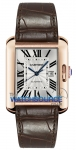 Cartier Tank Anglaise Medium Automatic w5310005 watch