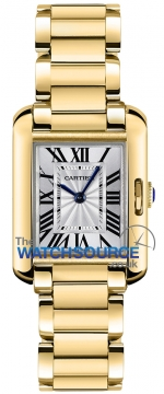 Cartier Tank Anglaise Small Ladies watch, model number - w5310014, discount price of £16,632.00 from The Watch Source