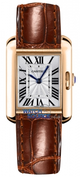 Cartier Tank Anglaise Small Ladies watch, model number - w5310027, discount price of £7,392.00 from The Watch Source