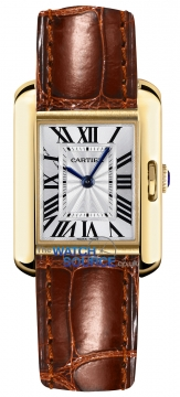 Cartier Tank Anglaise Small Ladies watch, model number - w5310028, discount price of £7,392.00 from The Watch Source