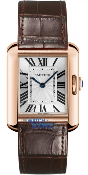 Buy this new Cartier Tank Anglaise Medium Quartz w5310042 ladies watch for the discount price of £10,890.00. UK Retailer.