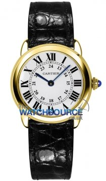Buy this new Cartier Ronde Solo Quartz 29mm w6700355 ladies watch for the discount price of £3,870.00. UK Retailer.