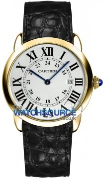 Cartier Ronde Solo Quartz 36mm w6700455 watch