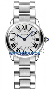 Cartier Ronde Solo Quartz 29mm Ladies watch, model number - w6701004, discount price of £1,918.40 from The Watch Source