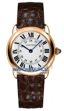 Buy this new Cartier Ronde Solo Quartz 29mm w6701007 ladies watch for the discount price of £4,005.00. UK Retailer.