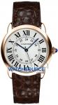Cartier Ronde Solo Quartz 36mm w6701008 watch