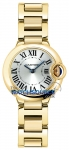 Cartier Ballon Bleu 28mm w69001z2 watch