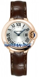 Cartier Ballon Bleu 28mm w6900256 watch