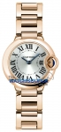 Cartier Ballon Bleu 28mm w69002z2 watch