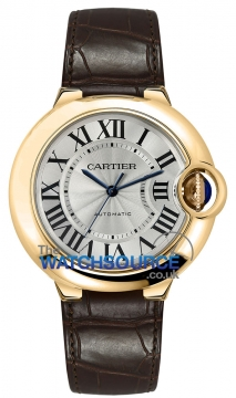 Cartier Ballon Bleu 36mm Ladies watch, model number - w6900356, discount price of £9,435.00 from The Watch Source