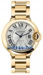 Cartier Ballon Bleu 36mm w69003z2 watch
