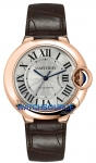 Cartier Ballon Bleu 36mm w6900456 watch