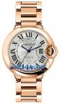 Cartier Ballon Bleu 36mm w69004z2 watch