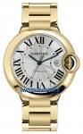 Cartier Ballon Bleu 42mm w69005z2 watch
