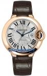 Cartier Ballon Bleu 42mm w6900651 watch