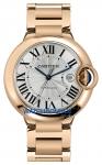 Cartier Ballon Bleu 42mm w69006z2 watch