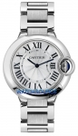Cartier Ballon Bleu 36mm w69011z4 watch