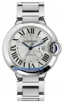 Cartier Ballon Bleu 42mm w69012Z4 watch