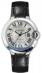 Cartier Ballon Bleu 36mm w69017z4 watch