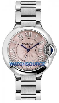 Buy this new Cartier Ballon Bleu 36mm w6920041 ladies watch for the discount price of £4,815.00. UK Retailer.