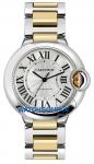Cartier Ballon Bleu 36mm w6920047 watch