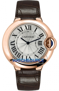 Cartier Ballon Bleu 46mm Mens watch, model number - w6920054, discount price of £15,048.00 from The Watch Source