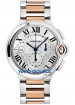 Cartier Ballon Bleu Chronograph w6920075 watch