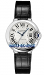 Cartier Ballon Bleu 33mm w6920085 watch