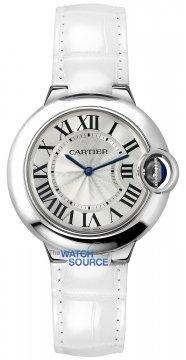 Cartier Ballon Bleu 33mm w6920086 watch