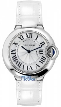 Cartier Ballon Bleu 36mm Ladies watch, model number - w6920087, discount price of £3,645.00 from The Watch Source