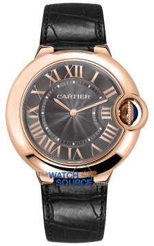 Cartier Ballon Bleu 40mm Mens watch, model number - w6920089, discount price of £12,780.00 from The Watch Source