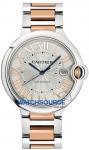 Cartier Ballon Bleu 42mm w6920095 watch