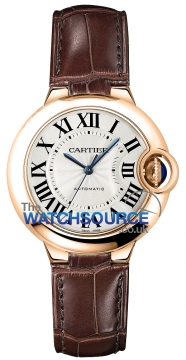 Buy this new Cartier Ballon Bleu 33mm w6920097 ladies watch for the discount price of £9,360.00. UK Retailer.