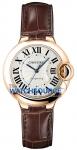 Cartier Ballon Bleu 33mm w6920097 watch
