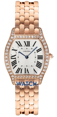 Buy this new Cartier Tortue Medium wa501012 ladies watch for the discount price of £38,790.00. UK Retailer.