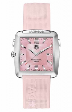 Tag Heuer Professional Golf Watch Ladies watch, model number - wae1114.ft6011, discount price of £970.00 from The Watch Source