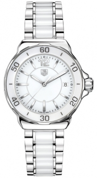Tag Heuer Formula 1 Quartz 37mm Ladies watch, model number - wah1211.ba0861, discount price of £902.00 from The Watch Source