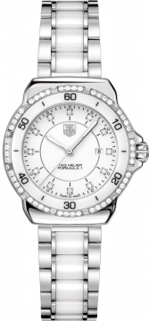 Tag Heuer Formula 1 Quartz 32mm Ladies watch, model number - wah1313.ba0868, discount price of £1,681.00 from The Watch Source