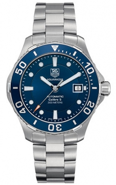 Tag Heuer Aquaracer Automatic Mens watch, model number - wan2111.ba0822, discount price of £1,400.00 from The Watch Source